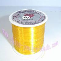 Wholesale China cheap elastic bracelet beads stretch jewelry wire from china suppliers