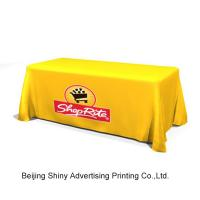 Wholesale Wrinkle Resistant Custom Table Cloths from china suppliers