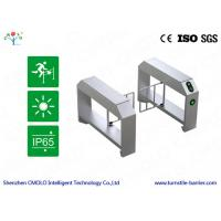 Wholesale Industry Card Reader electronic turnstiles Outside for Pedestrians and Bicycle from china suppliers