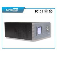 Wholesale Low Frequency Pure Sine Wave Power Inverter 12v 24v 48v Dc To 220vac With Charger from china suppliers