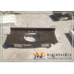 China Brown Granite Kitchen Countertops for sale