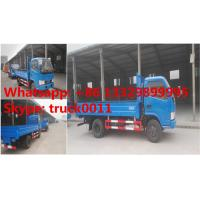 Wholesale hot sale 2017s cheapest price CLW4020 cargo truck, factory sale best price CLW brand diesel 3-4tons mini cargo truck from china suppliers