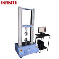 Buy cheap 100N To 50KN Servo Control Metal / Steel Wire Tester Universal Test Machine for Lab from wholesalers