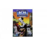 Wholesale 101 Dalmatians II-Patch's Lond cartoon dvd Movies disney movie for children uk region 2 from china suppliers