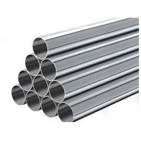 Wholesale Ni201 / Ni200 Pure Nickel Alloy Tube , Nickel Pipe Corrosion Resistance from china suppliers
