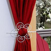 Quality Curtain clip, racks made of wrought iron for sale