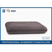 Wholesale Hotel Comfort Bamboo Charcoal Memory Foam Pillow With Antimicrobial , Ventilated from china suppliers