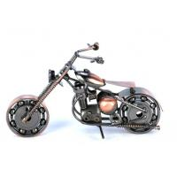 Wholesale Metal Harley motorcycle table & home decoration crafts from china suppliers