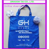 Wholesale foldable tote shopping bag , promotional folding shopping bag from china suppliers