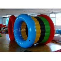Wholesale PLATO 0.9mm PVC Tarpaulin Inflatable Water Roller Customized EN14960 from china suppliers
