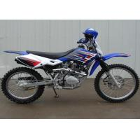 Wholesale Blue Street Legal Dirt Bike Motorcycle 200cc 1 Cylinder 4 Stroke Air Cooled from china suppliers