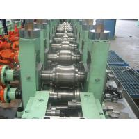 Wholesale 75KW Straight Seam Welded Stainless Steel Tube Mill VZH-32 0.5 - 1.75 mm For Gas Pipes from china suppliers