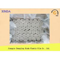 Wholesale Table cover plastic bag sheet on rolls perforated for easy tear off lowest cost from china suppliers