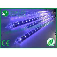Wholesale 3 D Dmx Shower Raindrop RGB LED Meteor Light Nightclub Ceilling Decoration from china suppliers