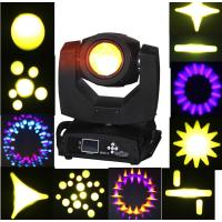 Wholesale 230w 7r Stage LED Disco Lights / Club disco Light Beam Moving Head Effect from china suppliers