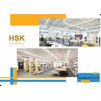 Quality LED Linear Ceiling Lighting For Supermarket And Office Seamless Connection for sale