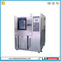 Wholesale Lab Stainless Steels Constant Temperature Humidity Chamber Material Testing Equipment from china suppliers