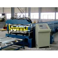 Wholesale Steel Floor Deck Forming Machine by Shanghai MTC from china suppliers