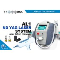 Wholesale 1064nm 532nm Q-Switched Nd Yag Laser Machine For Eye Birthmark Removal 500 w from china suppliers