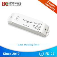 Wholesale BC-343 DC 12V 24V 3 channels constant voltage RGB LED Dali Dimming Driver from china suppliers
