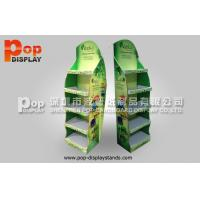 Wholesale Shelves Stable Corrugated Pop Display / FSDU For Hair Care Products from china suppliers