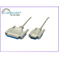 Wholesale High-density Computer Cables Modem cable, DB9M-DB25F from china suppliers