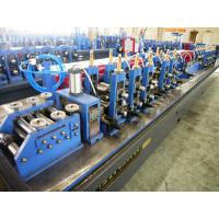 Wholesale High Frequency Welding Welded Tube Roll Forming Machine Fly Saw Cutting from china suppliers