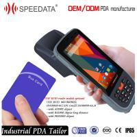 Wholesale 4.5 inch 860-960MHZ UHF Rugged Wireless RFID Card Reader 3M Range from china suppliers