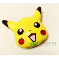 Wholesale Pikachu Portable Powerbank For Pokemon Go Game with USB Charger from china suppliers