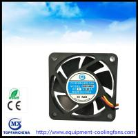 Wholesale 60mm x 60mm x 15mm dc 12V 24V CPU cooler accessories, battery cooling fan from china suppliers