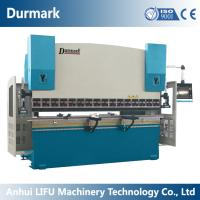 Wholesale 3+1 axis WE67K-160T/3200mm cnc press brake with hydraulic compensation from china suppliers
