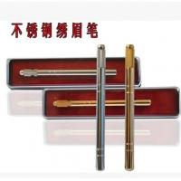 Wholesale Professional Eyebrow Embroidery Silver Manual Pen from china suppliers