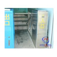 Wholesale Security solenoid tripod Half Height Turnstiles in intelligent and management control from china suppliers