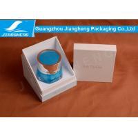 Wholesale Offset Printing Paper Cosmetic Packaging Boxes , Skin Care Cream Packing Boxes from china suppliers