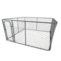 Wholesale 5'X10'X6' Temporary Dog Fence Removable Outdoor Dog Fence 60mm X 60mm Mesh  from china suppliers