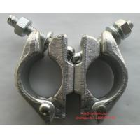 Wholesale UK type scaffolding forged swivel coupler  1kg T-bolt 87mm , nut 21mm from china suppliers