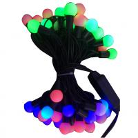 Wholesale Frost ball RGB led string from china suppliers