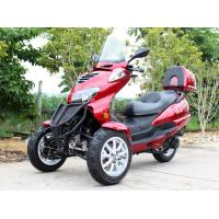Wholesale 50CC Horizontal Type Tri Wheel Motorcycle With Single Cylinder , Belt Drive Transmission from china suppliers