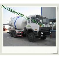 Wholesale Made in China Concrete Mixing Truck/Cement Mixer Truck/ Special Truck from china suppliers