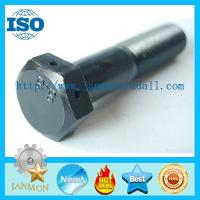 Wholesale Bolt with hole, Bolt with Hole in Head ,Hex head bolts with holes,Hex bolts with holes,Zinc plated hex bolt grade 8.8 10 from china suppliers