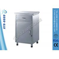 Wholesale Custom Medical Hospital Furniture Stainless Steel Bedside Cabinet from china suppliers
