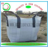 Wholesale 100% raw material 1000kg bulk bag 1 ton rice bag/pp jumbo bag from china suppliers