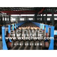 Wholesale Grain Silo Corrugated Wall Panel Roll Forming Machine from china suppliers
