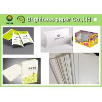 Wholesale 230gsm Hard Paper Sheets , Ivory Printer Paper For Wedding Invitations from china suppliers