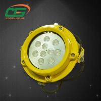 Wholesale Led 6000 Lumen 60W Industry Light , High Power 25 Degree Explosion Proof Spotlight from china suppliers