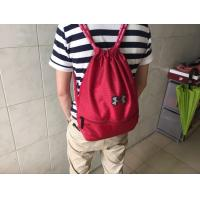 Buy cheap Hot Sale polyester drawstring sports bag , BSCI Factory backpack bag from wholesalers