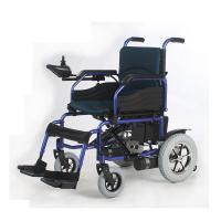 Wholesale Simple Folding Custom Portable Power Wheelchair Electric Durable JRWD501 from china suppliers