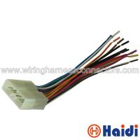 Wholesale Auto 16 pin electric Custom made OEM Automotive Wiring Harness for Honda HD1692-11 from china suppliers