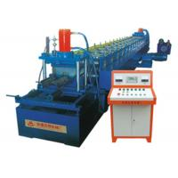 Wholesale 15T Highway Guardrail Roll Forming Machine With Color Steel 18.5kw from china suppliers