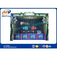 Wholesale Indoor Shooting Game Machine Real Experience  Hunting Games For 4 People from china suppliers